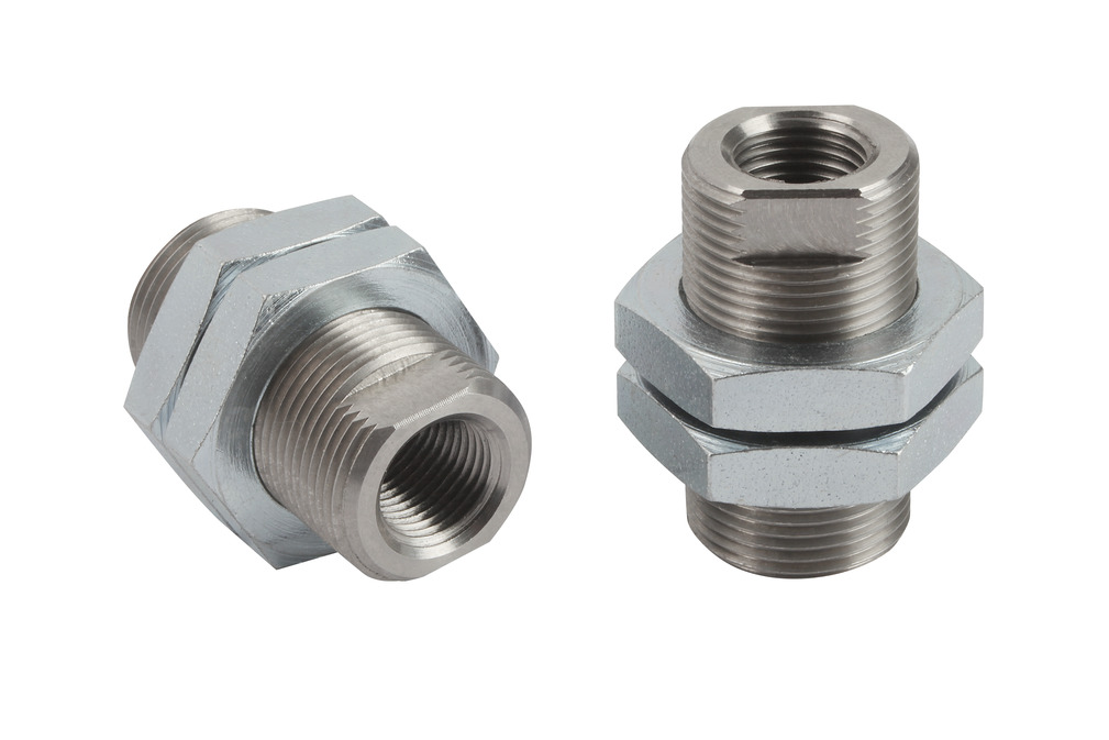 Bulkhead Connectors SVS-GE