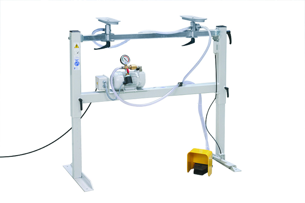 Vacuum Workbench PVT