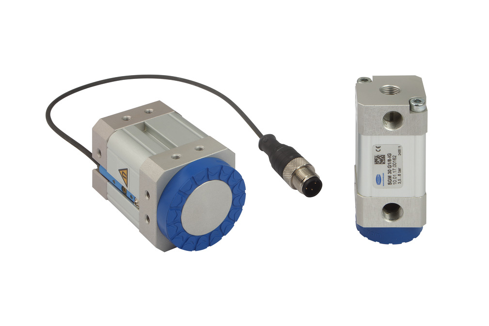 Magnetic Grippers SGM