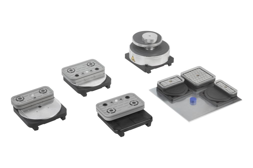Sistemas de fijación para consolas de *SCM / Morbidelli
