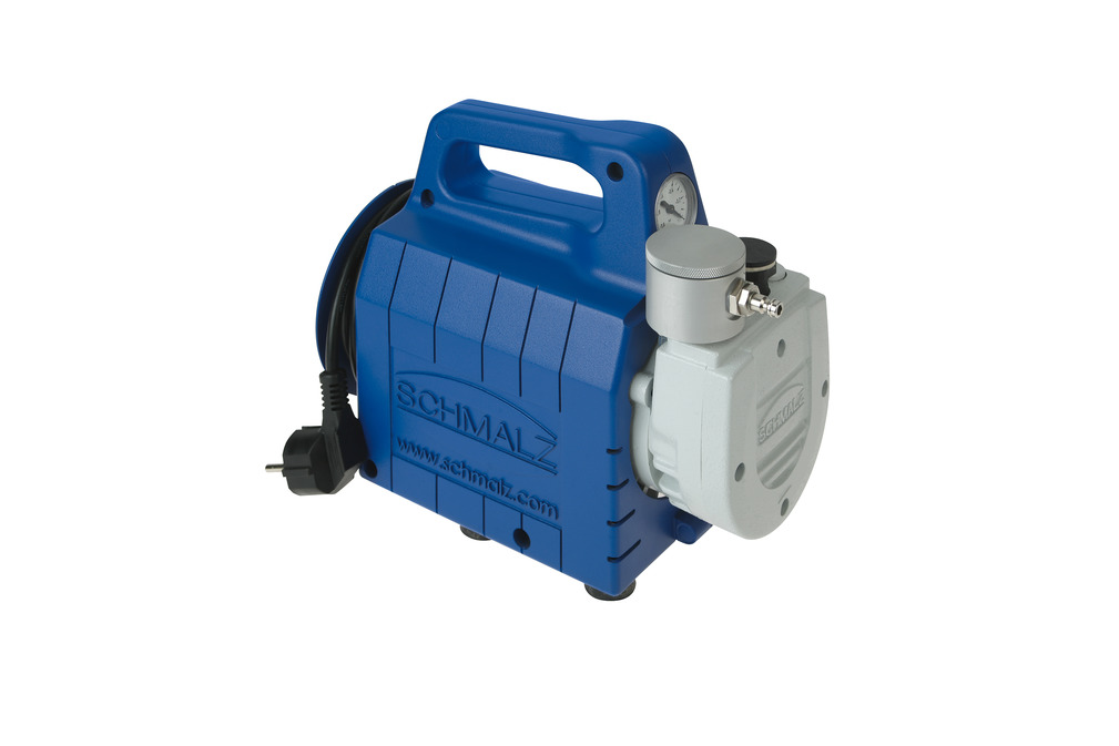 Multi-Clamp Vacuum-Pump VC-M-PU