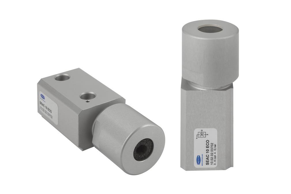 Ejektoren mit atmosphärischer Belüftung SEAC ECO