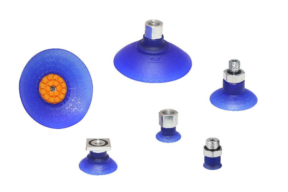Bell-Shaped Suction Cups SAXM