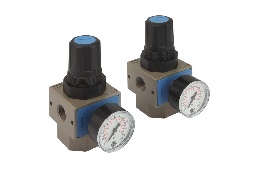 Pressure-Reduction Valves DM