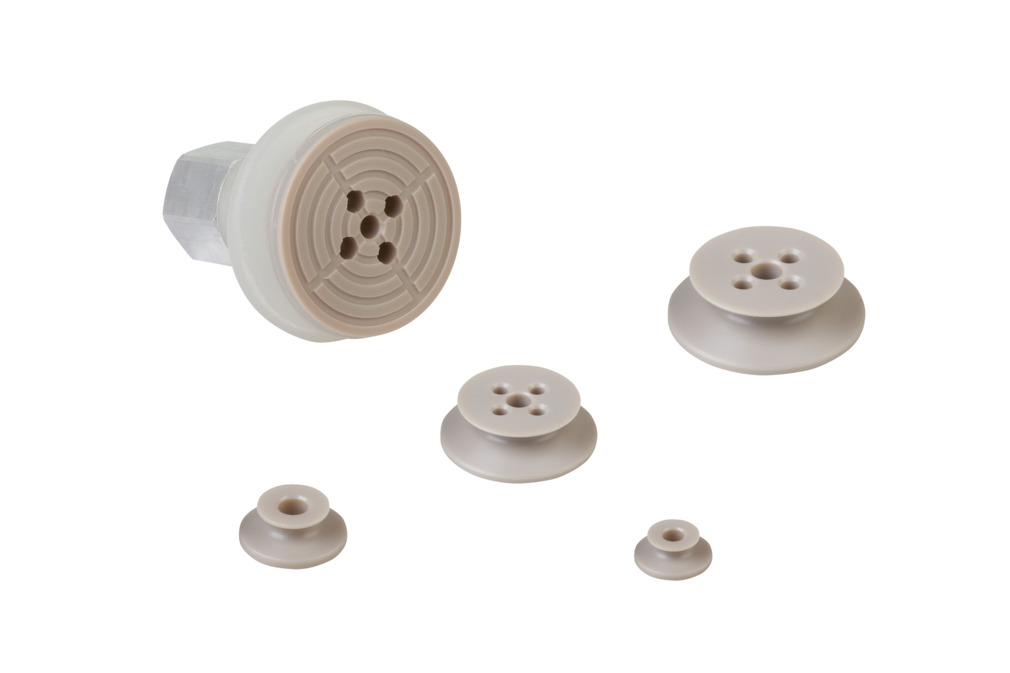 Suction Cup Inserts SPI PEEK