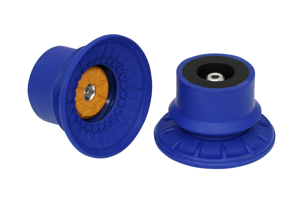 Ventose a soffietto SABT-C (1,5 pieghe)