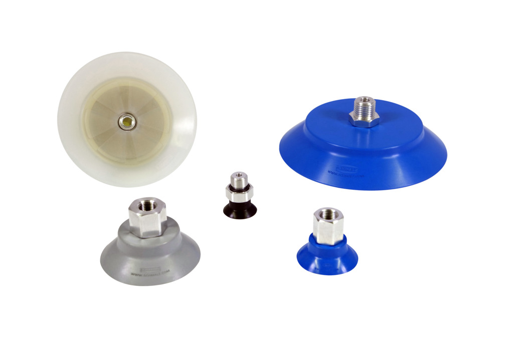 Flat Suction Cups SUF