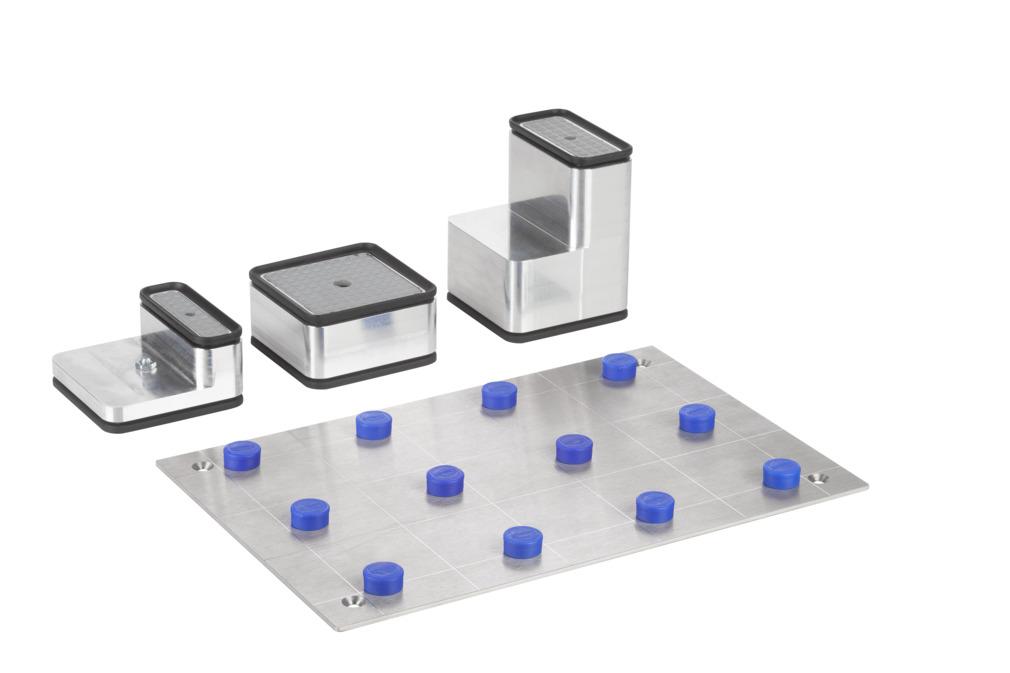 Innospann 钢台面平板系统ISST-MPL