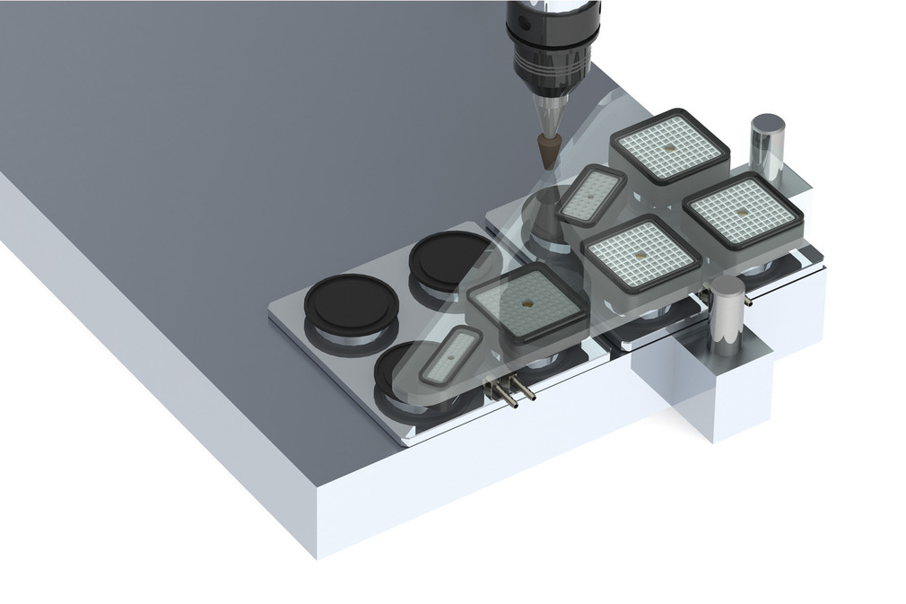 Innospann Flat Table Systems