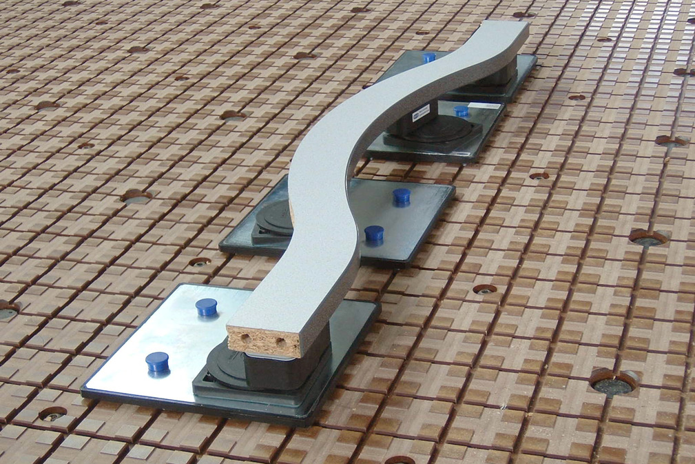 Innospann Vacuum Blocks for Grid Tables