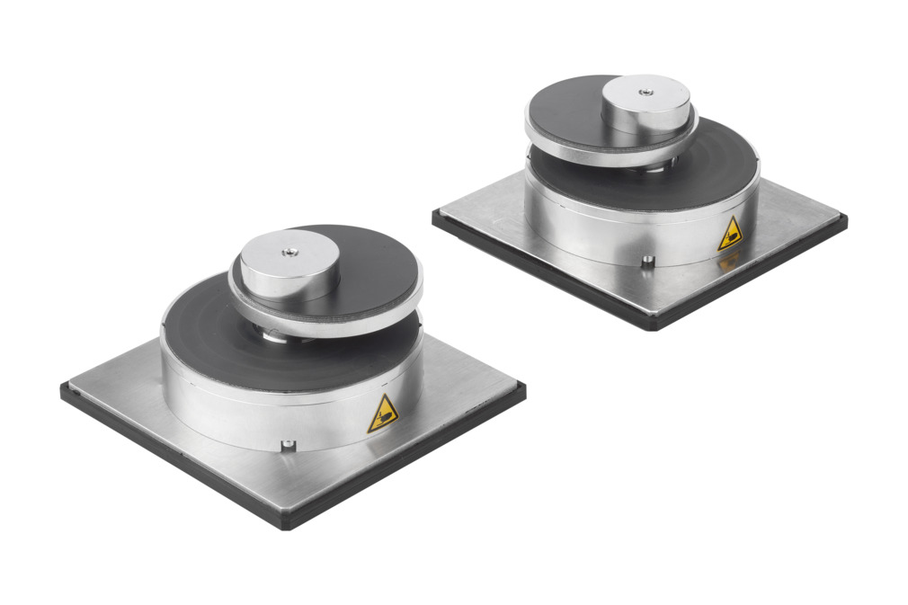 Further Clamping Equipment for Grid Table Systems