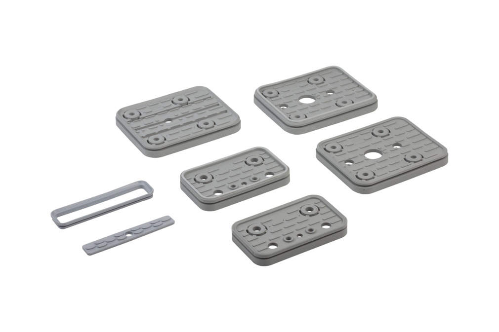 Upper Suction Plates