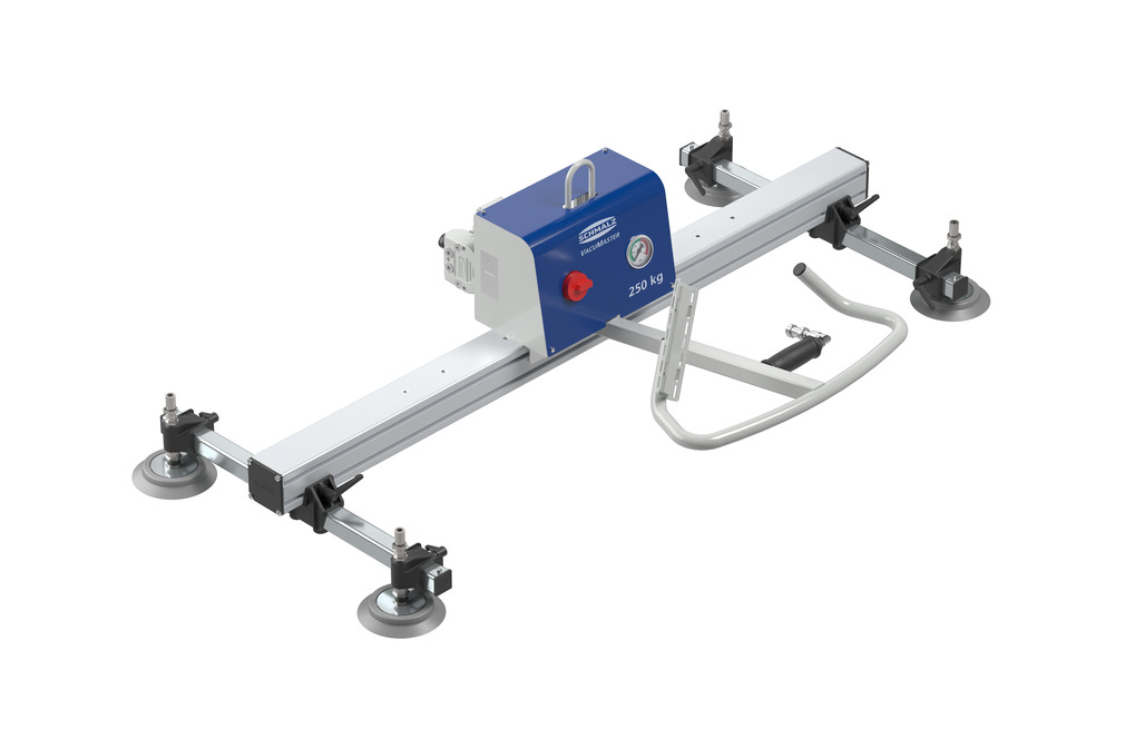 VacuMaster Basic for horizontal handling