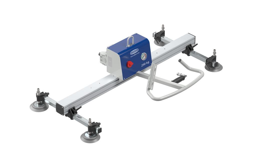 VacuMaster Basic for horizontal handling