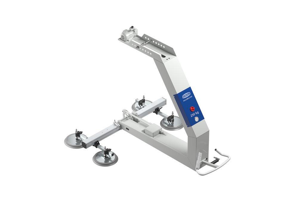 VacuMaster Basic per inversione di 180°