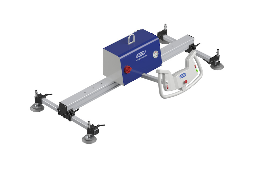 VacuMaster Comfort para manipulación horizontal
