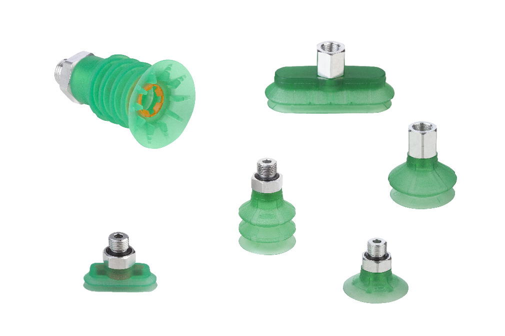 Suction Cups for Vacuum End Effectors