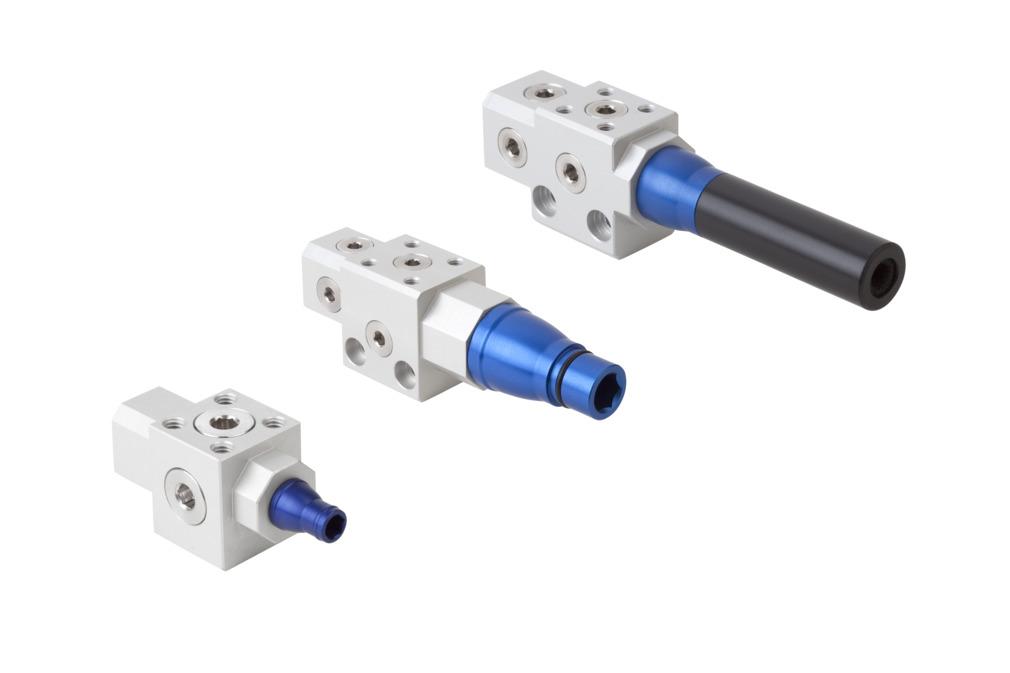 Basic Ejectors SBP-HV/HF