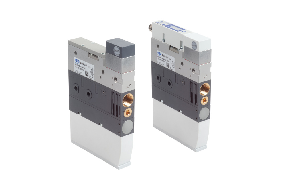 Compact Ejectors SCPb / SCPi FS RP