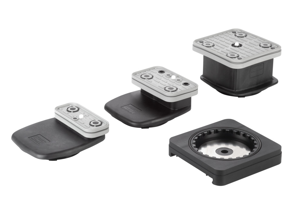 Adapter-Plates AP-S4