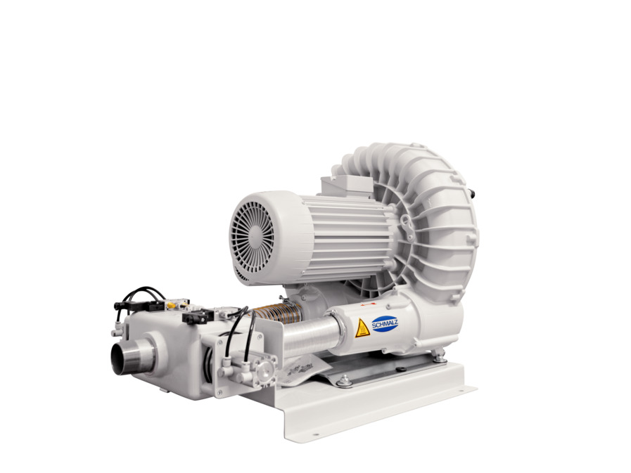 Vacuum Blowers SB with Electro-Pneumatic Reversing