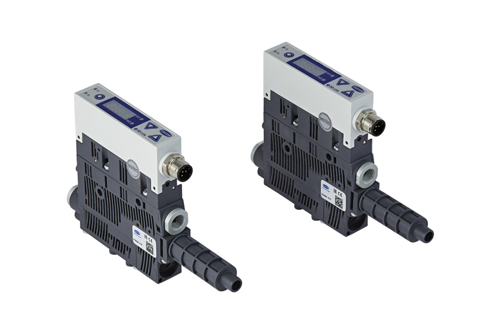 Compact Ejectors SCPS- / SCPSb- / SCPSi-UHV-HD