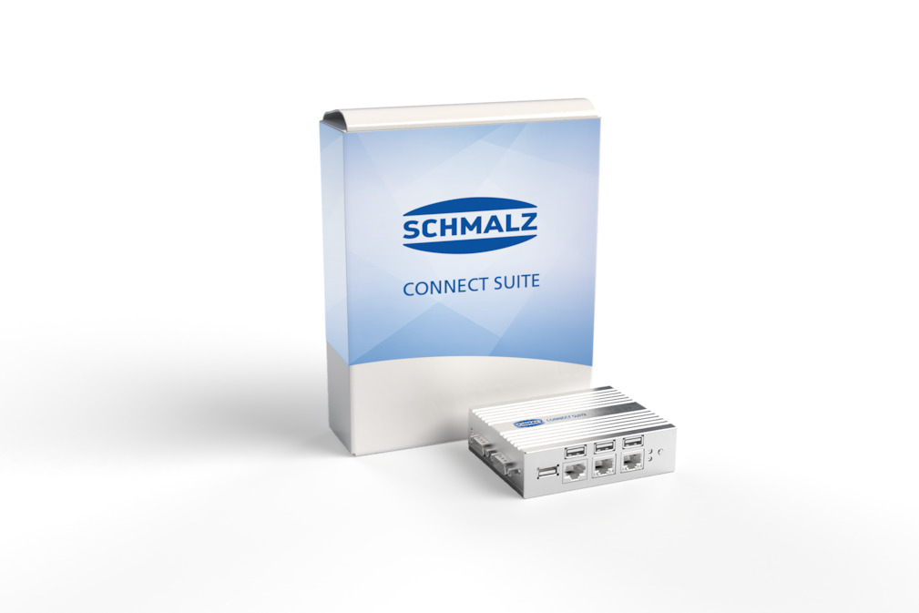 Schmalz Connect Suite