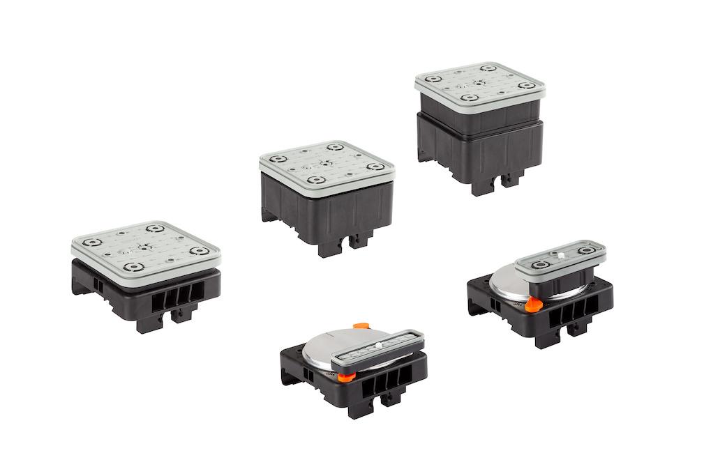 Vacuum Blocks VCBL-S6