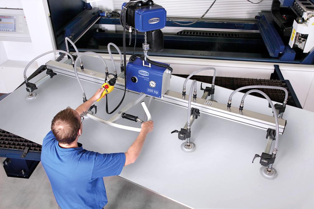 Vacuum Lifting Devices VacuMaster