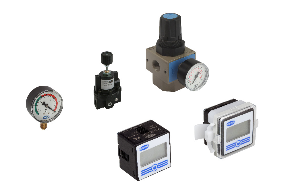 测量和控制装置