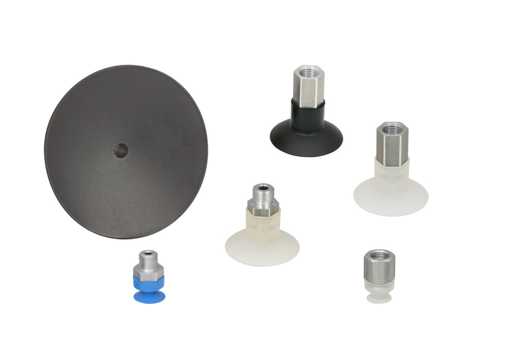 Suction Cups - Different Industries