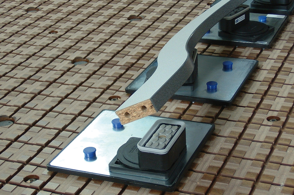 Clamping Solutions for Narrow Workpieces