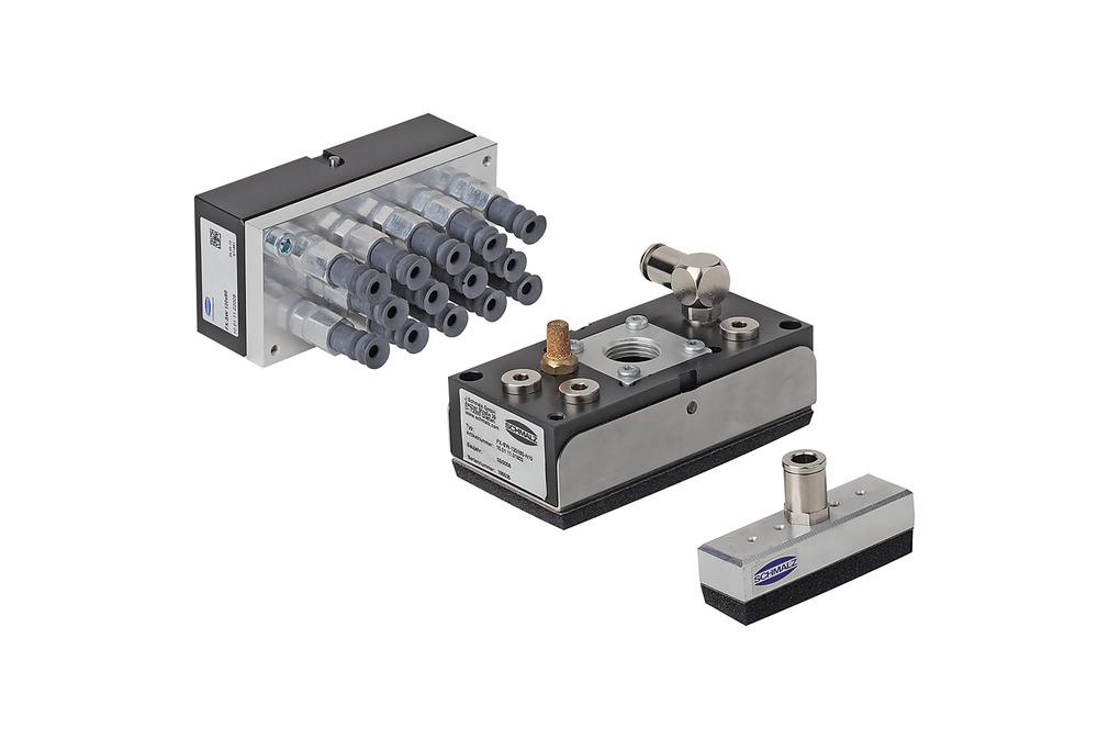 集成式小型轻质吸具 FX/FM